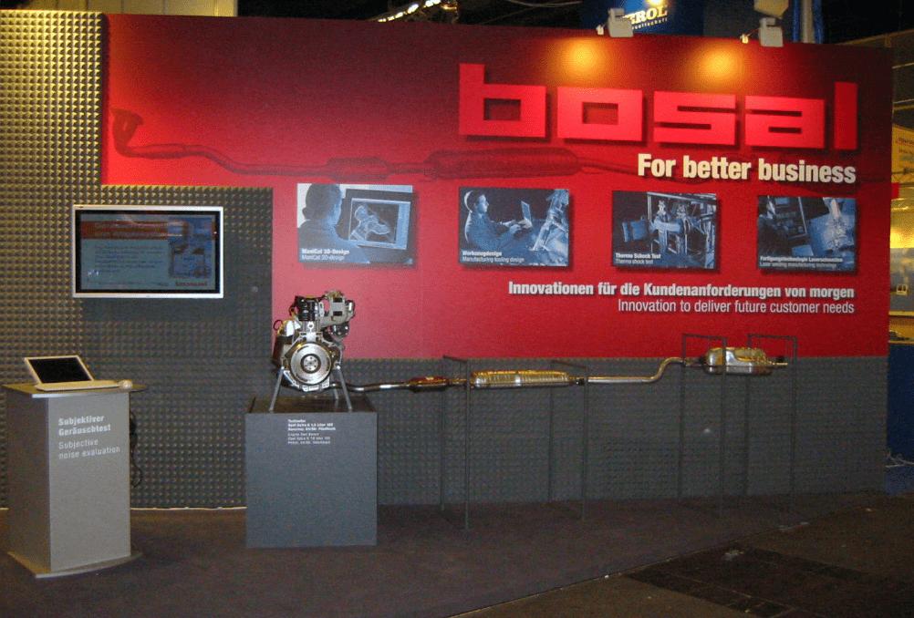 Bosal Belgium