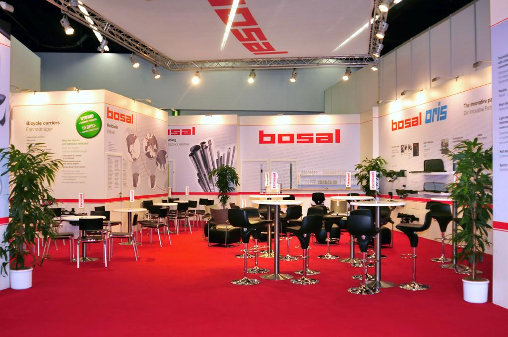 Bosal Frankfurt 1