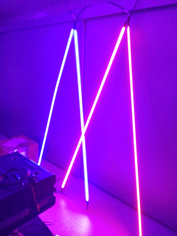Ledstrips Full color DMX
