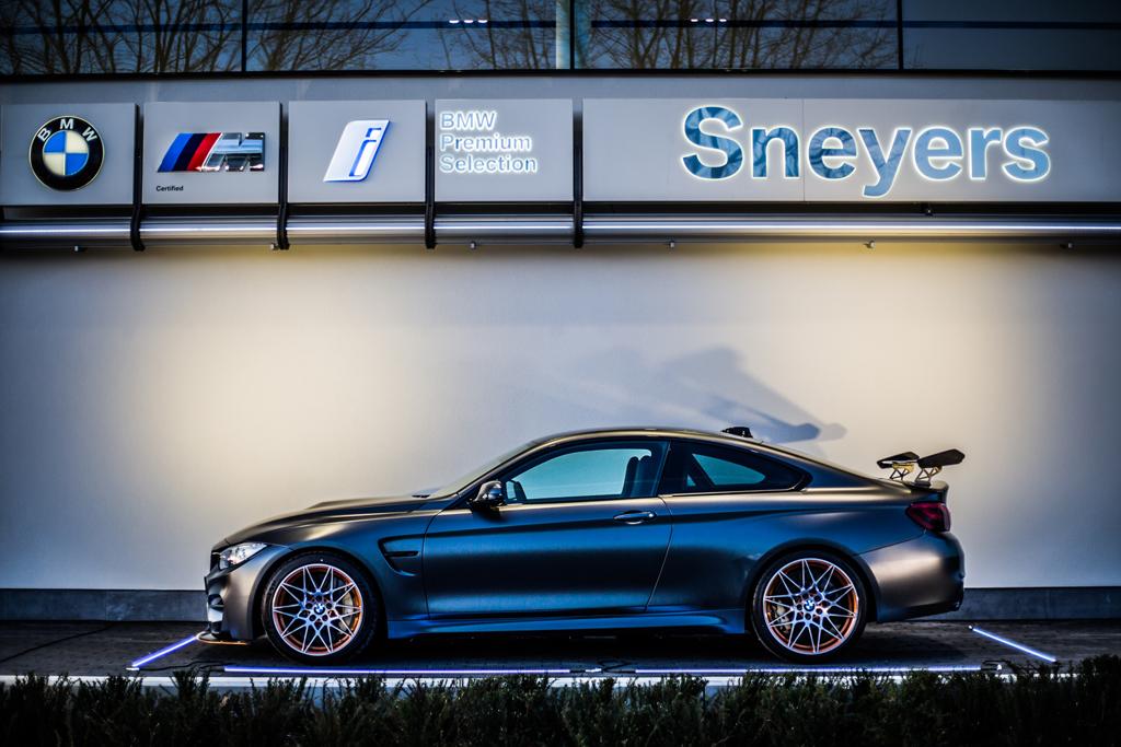Ledstrips Sneyers BMW