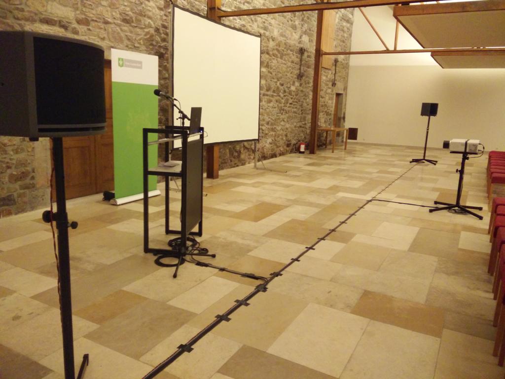 Projectie sound set