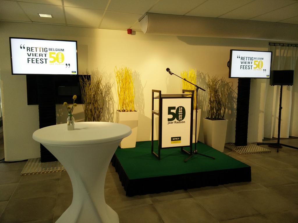 Radson 50 jaar